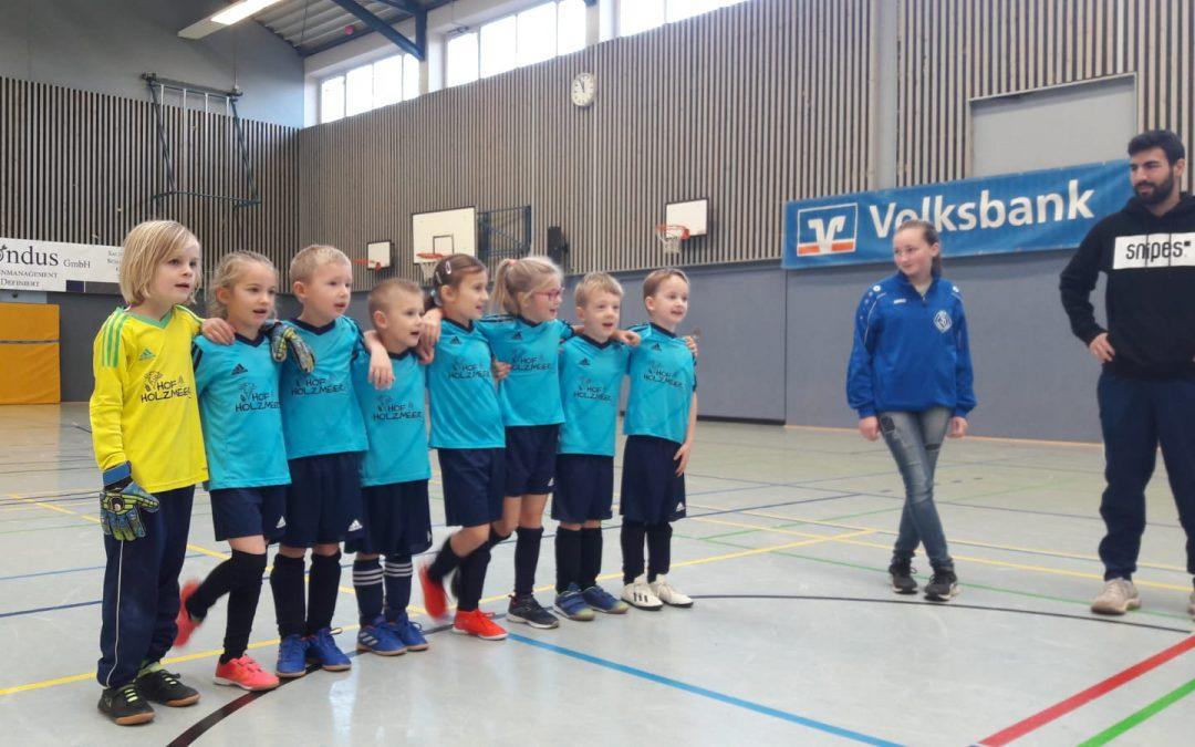 G-Junioren des SV Schnathorst starten beim Volksbank-Cup 2019 des FC Exter