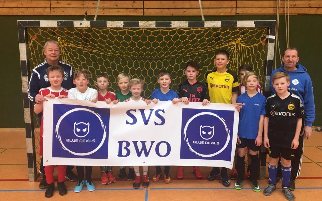 D-2-Jugend SG Schnathorst/Oberbauerschaft 2019/2020 Halbzeit-Bilanz