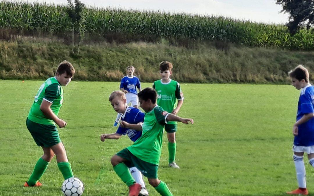 Quali-Spiel zur Kreisliga D-Jugend