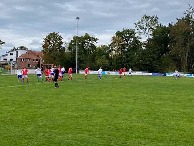 Spvgg Union Varl – SV Schnathorst (1:0) 2:2