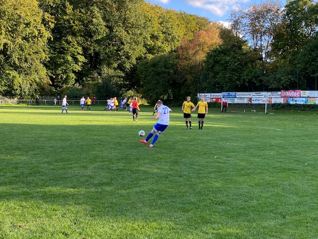 SVS – SV Börninghausen (0:1) 3:3