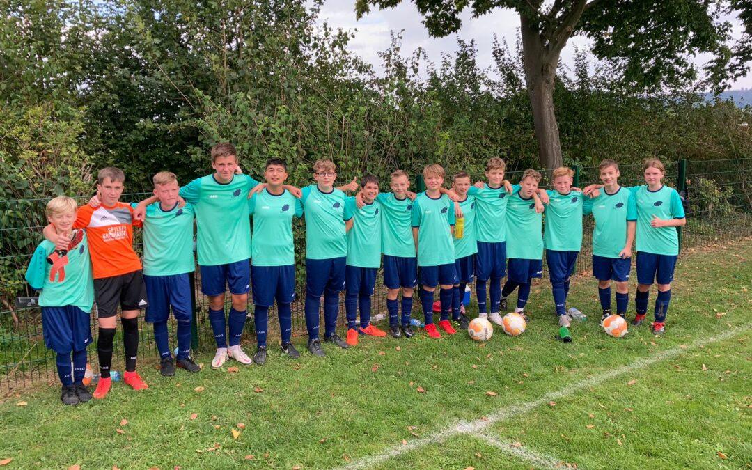 C-II-Jugend – FSG Hüllhorst II -Meisterschaftsspiel in Blasheim ( Samstag 10.09.21 )